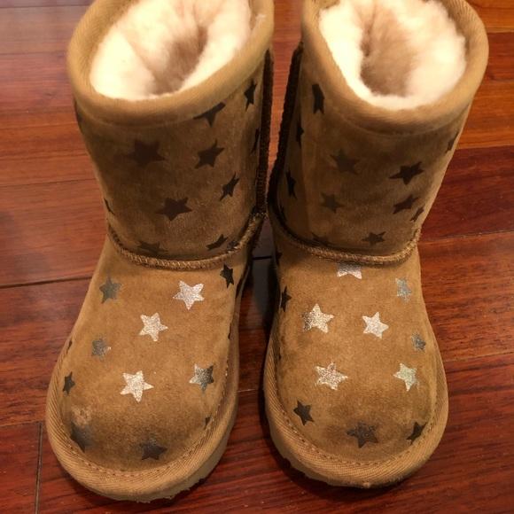 3faee2a3a35 2 PAIRS-Toddler Ugg Boot Bundle